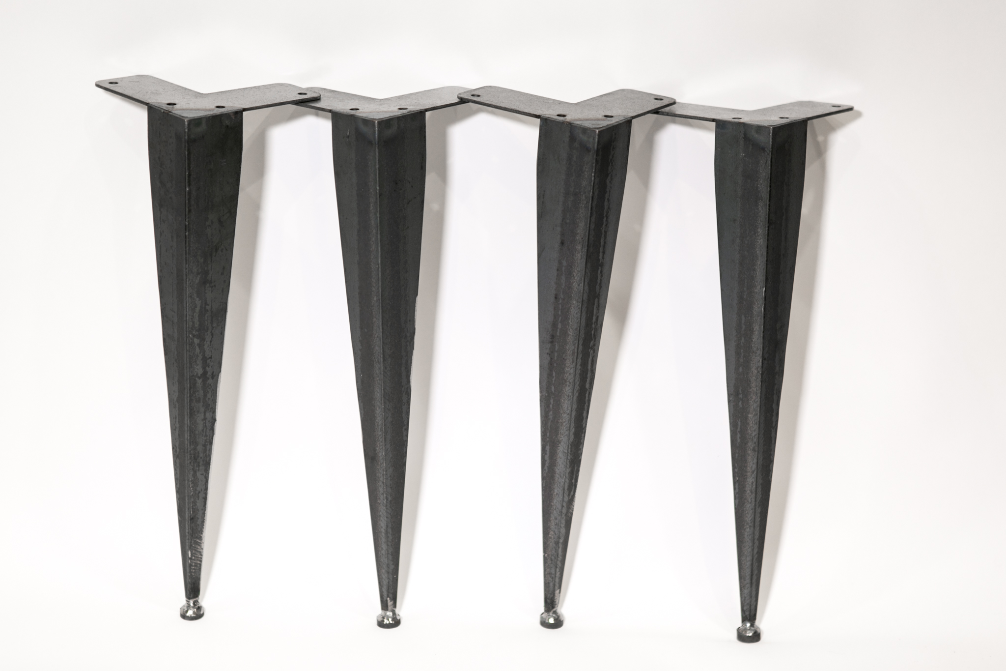 Calm Tapered Angle Iron Table Legs Tapered Angle Iron Table Legs Iron Table Legs Vancouver Iron Table Legs Canada houzz-02 Iron Table Legs