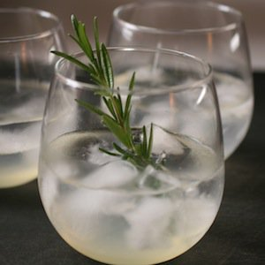 Cinco de Mayo cocktails: Gin, lemonade, rosemary