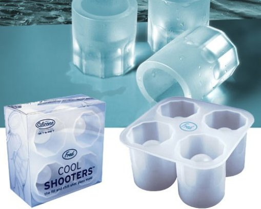 best ice cube trays for men shooters