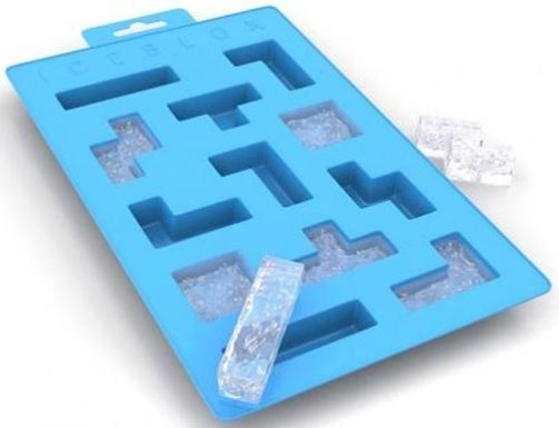 best ice cube trays for men tetris