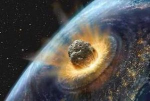Ways the World Might End: Asteroid