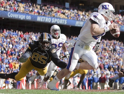 College football rivalries: Kansas vs Missouri