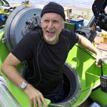 James Cameron's Tweets From Below The Ocean