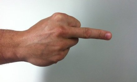 15 Creative Ways To Flip Someone Off