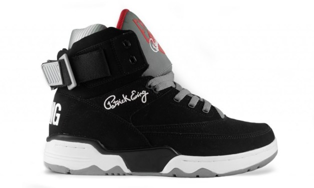 Now You Can Own Patrick Ewing's Shoes