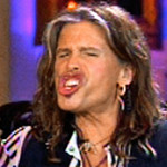 Photos: Steven Tyler Makes Lots of Weird Faces