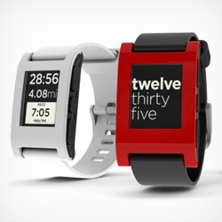 Evolve Awards Pebble Watch