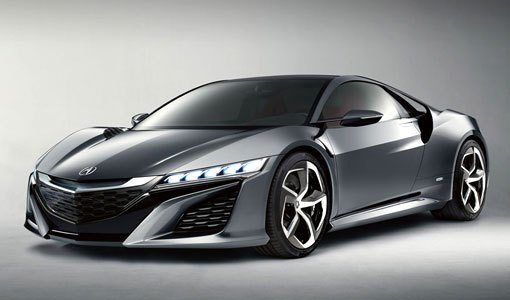 2013 Evolve Awards: Acura NSX