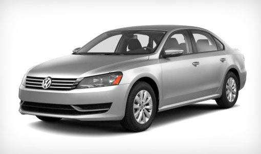 2013 Evolve Awards: VW Passat