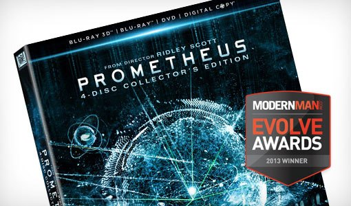 Evolve Awards Prometheus