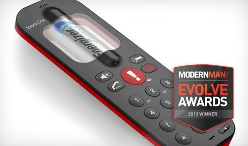 2013 Evolve Awards: Powerskin SpareOne