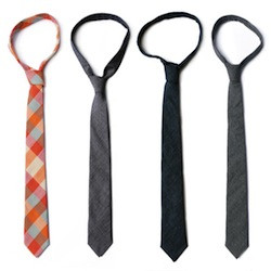 best ties for men, quartet