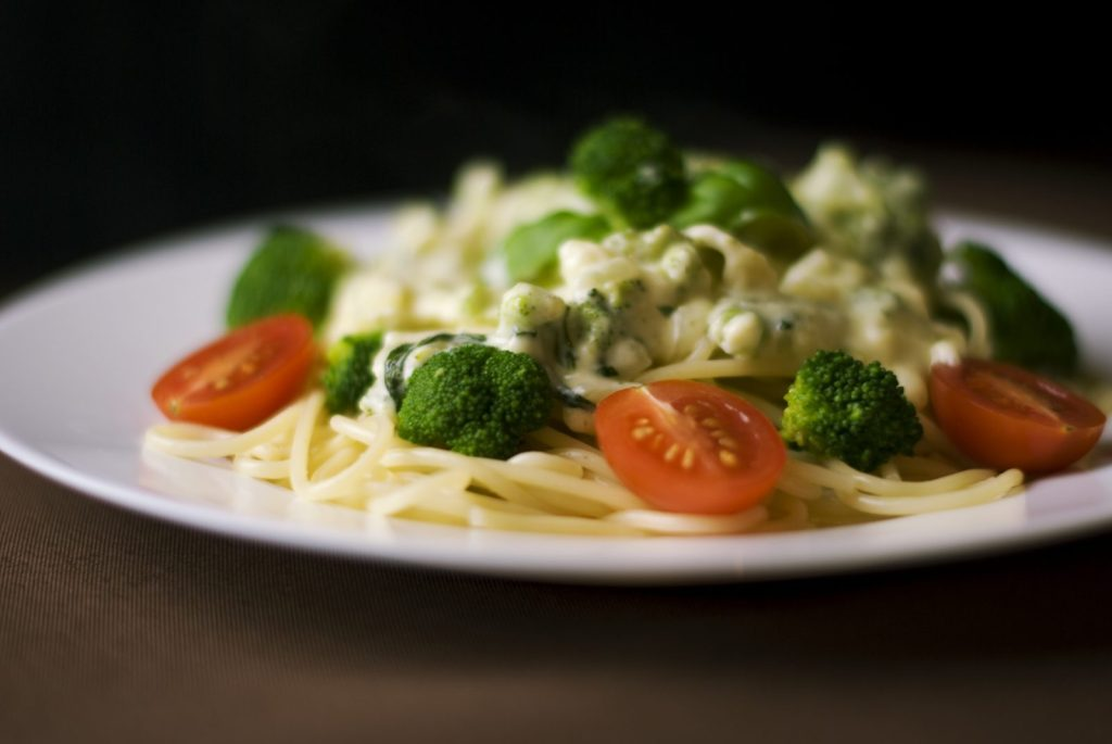 healthy pasta meals for men