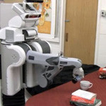 Video: A Robot Servent Who Predicts Your Every Move