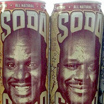Shaq's New Soda Will Kazaam Your Teeth