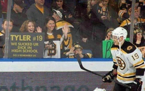 The Best Signs From Sporting Events