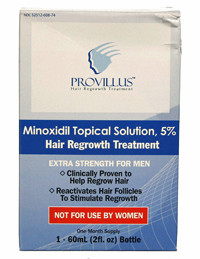 Grooming Products for Balding Men provillius