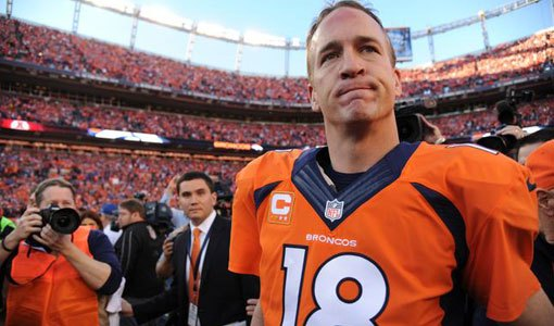 what is peyton manning thinking