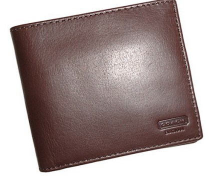 cool wallets for men coach