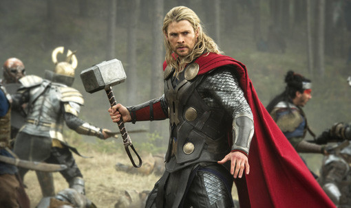 hairstyles for men from movies thor