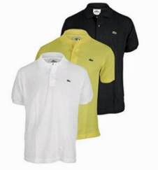 tips for buying a polo shirt for guys lacoste