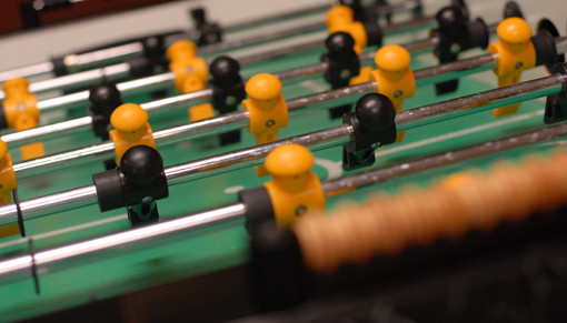 6 Tips For Winning At Foosball shots on goal