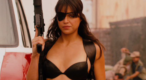 What If The Expendables Recast As Females Rodriguez