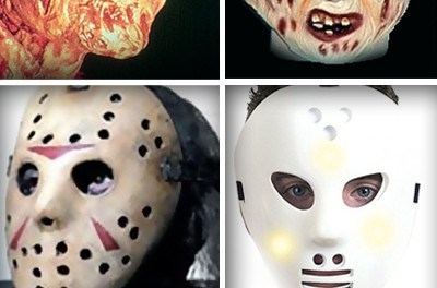 10 Terrible Halloween Masks