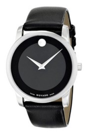 minimalist watches for men movado