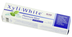 white toothpaste natural