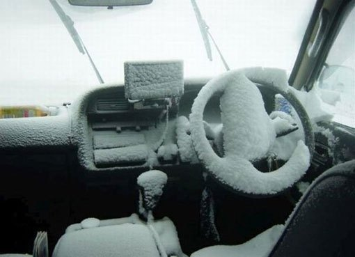 Things To Put In Your Car For Winter