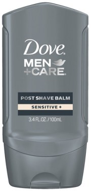 dove hair care for men shave balm