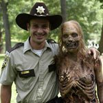 Behind-The-Scenes of <i>The Walking Dead</i> [23 Photos]