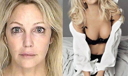 11 Hot Female Celebrities Who've Been Arrested