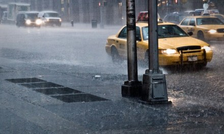 5 Things That'll Help You Battle A Downpour