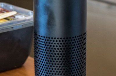 Amazon's Echo Takes On Siri and Cortana