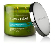 stress relief bed bath beyond candle