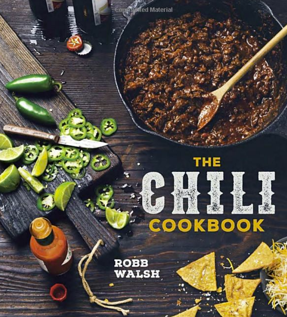 chili cookbook