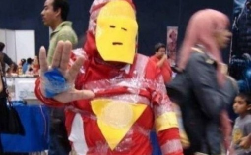 worst halloween costumes iron man