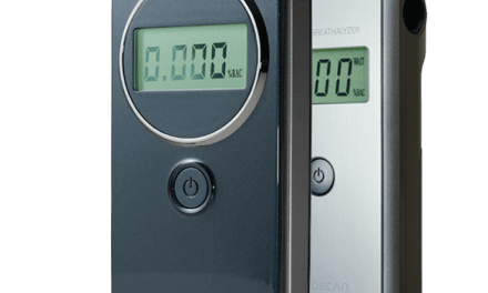 Use This: AlcoMate REVO Breathalyzer