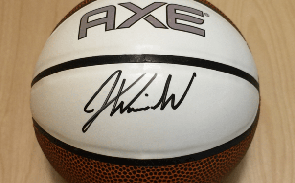 Giveaway: Win a Bball Signed by the Heat's Justise Winslow