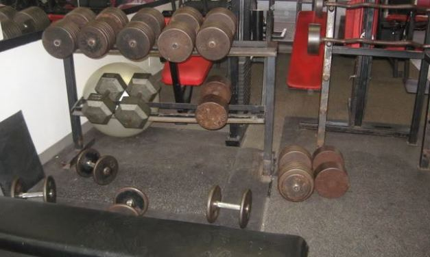 Study: Your Gym Is Probably A Filthy Bacteria Trap