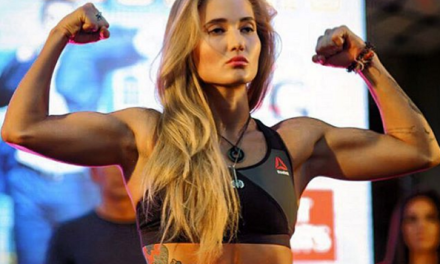 The 9 Hottest Female MMA Fighters
