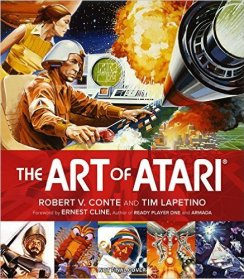 The Art of Atari Is Essential Bathroom Reading
