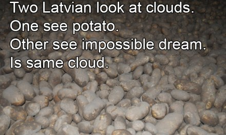 15 Latvian Jokes For People Who Like Latvian Jokes