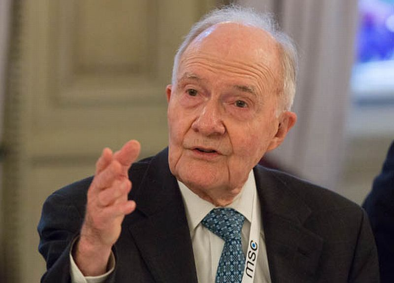 Brent Scowcroft not voting trump