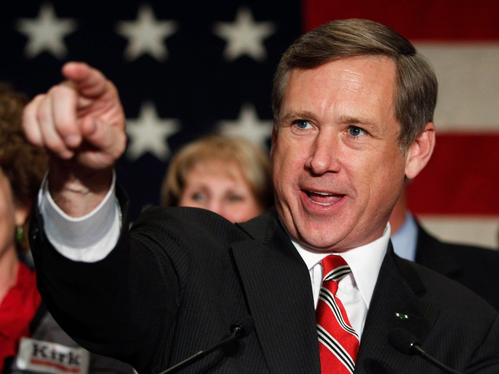 Sen. Mark Kirk not voting trump