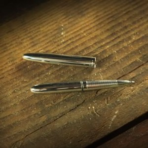 All-Weather Pen : Silver Bullet