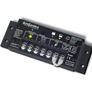 SunSaver 6 Solar Charge Controller