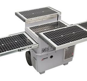 Solar ePower Cube 1500 Plus solar open
